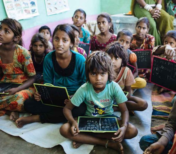 Charity for Education